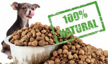 Готовый «натуральный» корм для животных