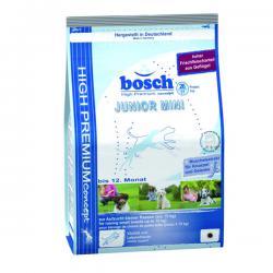 Старый дизайн упаковки корма Bosch Mini Junior