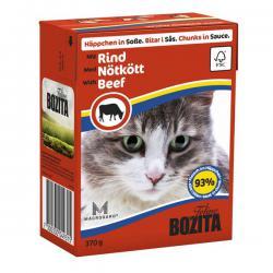 Корм для кошек Bozita Feline Beef — Chunks in Sauce