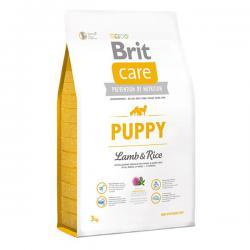 Корм Brit Care Puppy Lamb & Rice