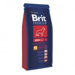Корм для собак Brit Premium Adult Large Breed Chicken