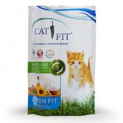 Корм для котят Cat Fit Kitten Fit