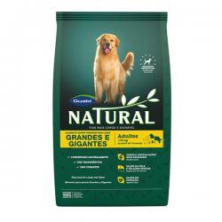Корм Guabi Natural для взрослых собак крупных и гигантских пород