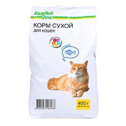 Корм для кошек Каждый день «С рыбой»