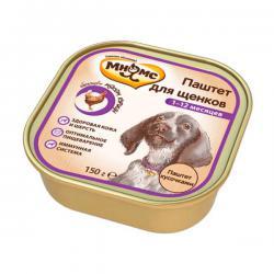 Корм «Мнямс» для щенков, обогащенный мясом курицы