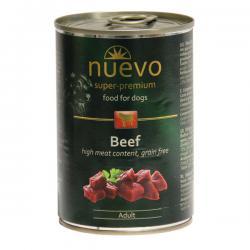 Корм для собак Nuevo Adult Dog Beef