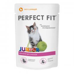 Корм для котят Perfect Fit Junior — рагу с курицей