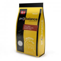 Корм ProBalance Immuno Adult Maxi