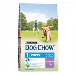 Корм Purina Dog Chow Puppy с ягнёнком для щенков