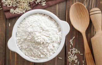 Размолотый рис / Ground Rice