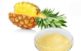Сушёный экстракт ананаса / Dried Pineapple Stem Extract