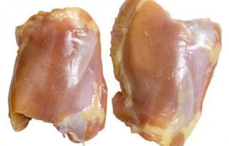 Свежее мясо птицы