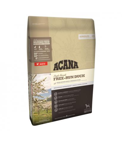 Корм для собак Acana Singles Free-Run Duck Grain-Free