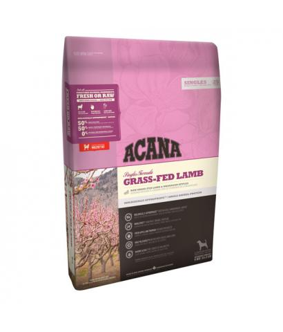 Корм для собак Acana Singles Grass-Fed Lamb Grain-Free
