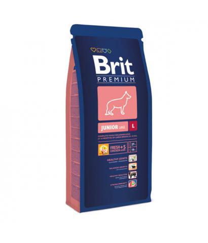 Корм Brit Premium Junior L