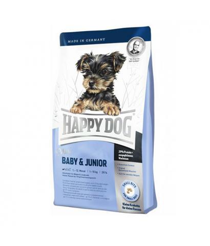 Happy Dog Supreme Young – Mini Baby & Junior