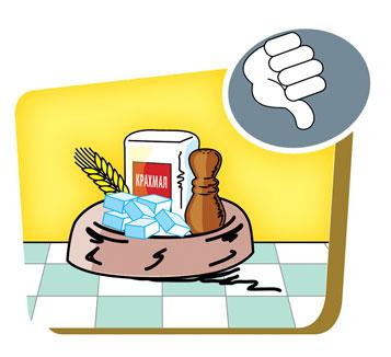 Критерий оценки каждого ингредиента