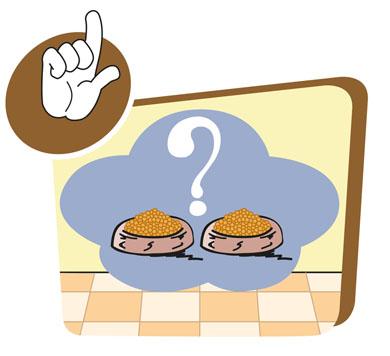 Почему мы не даём советов по выбору корма?