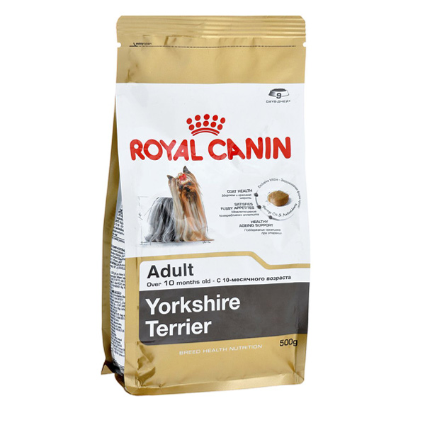 royal canin adult yorkshire terrier royal canin adult. Black Bedroom Furniture Sets. Home Design Ideas