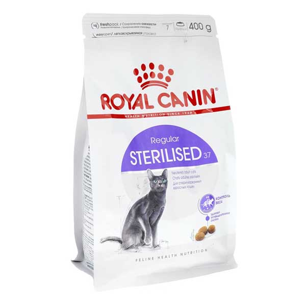 royal canin cat sterilized 37 royal canin cat. Black Bedroom Furniture Sets. Home Design Ideas