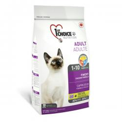 Корм для кошек 1st Choice Adult Cat Finicky Chicken Formula