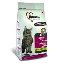 1st Choice Cat Adult Sterilized Chicken Formula Grain Free
