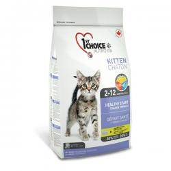 1st Choice Kitten Healthy Start Chicken Formula