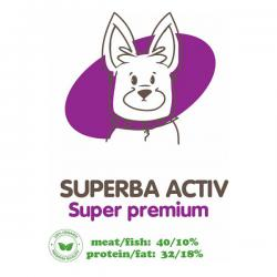 Корм для собак Acari Ciar Dog Superba Activ