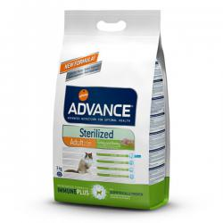 Корм для кошек Affinity Advance Adult Cat Sterilized with Turkey and Barley