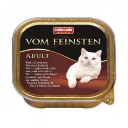Корм для кошек Animonda Vom Feinsten Adult Cat Multi-Meat Cocktail
