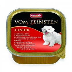 Корм Animonda Vom Feinsten Junior with Beef & Poultry