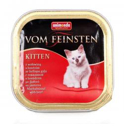 Корм для котят Animonda Vom Feinsten Kitten Beef