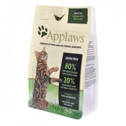Корм для кошек Applaws Adult Cat Chicken with Extra Lamb Grain Free
