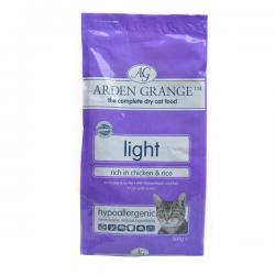 Arden Grange Adult Cat – Light Rich in Chicken