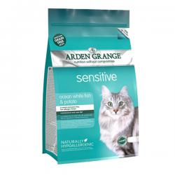 Arden Grange Adult Cat Sensitive (GF)