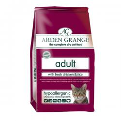Arden Grange Adult Cat – with Fresh Chicken & Rice