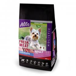 Корм для собак «Авва» Adult Dog Fresh Meat Small Lamb & Turkey Grain Free