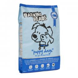 Корм Barking Heads Puppy Days Chicken & Salmon