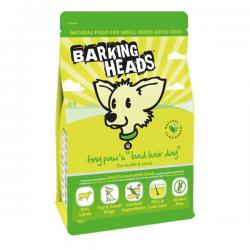 Корм для собак Barking Heads «Tiny Paw's Bad Hair Day» Adult Lamb