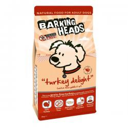 Корм для собак Barking Heads «Turkey Delight» Adult Grain Free