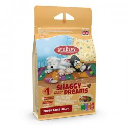 Корм для щенков Berkley №1 Shaggy Dreams Puppy Mini & Medium Breed Fresh Lamb & Vegetables Grain Free