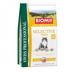 Biomill Cat Selective Chicken