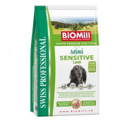 Biomill Swiss Mini Adult Sensitive Lamb