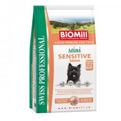 Biomill Swiss Mini Sensitive Salmon & Rice