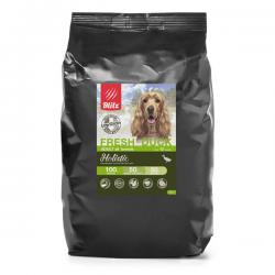 Корм для собак Blitz Holistic Adult Dog Fresh Duck Hypoallergenic Low Grain