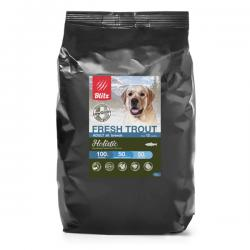 Корм для собак Blitz Holistic Adult Dog Fresh Trout Hypoallergenic Low Grain