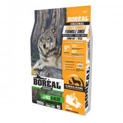 Корм для собак Boreal Original Dog All Breeds All Life Stages Turkey Formula