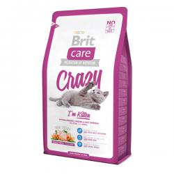 Корм Brit Care Cat Crazy I'm Kitten