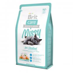 Корм для кошек Brit Care Cat Missy Sterilised Chicken & Rice