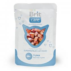 Корм для кошек Brit Care Cat Tuna — Real Meat in Gravy